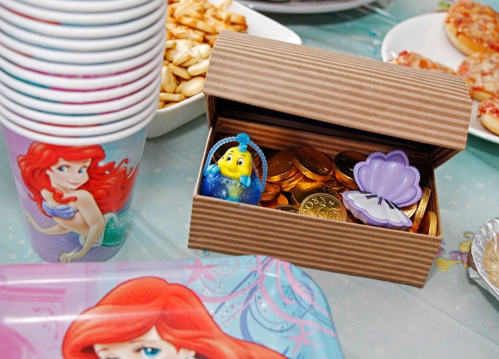 Ariel synttärit
