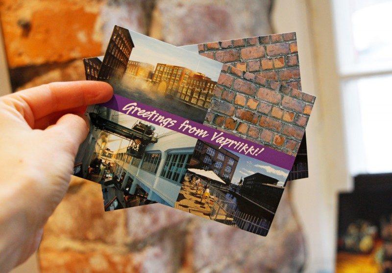 vapriikki+postcard
