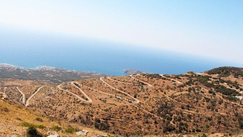 crete+roads