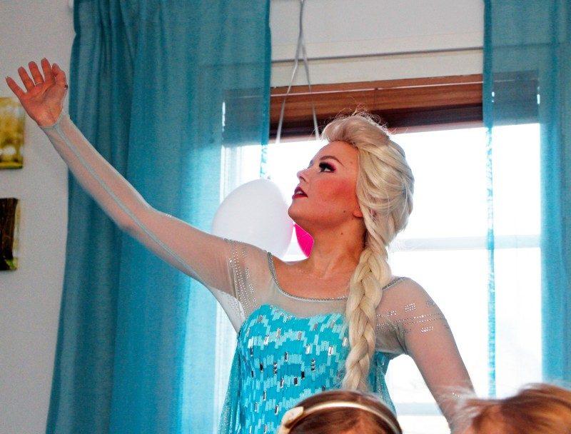 elsa+juhlaprinsessa