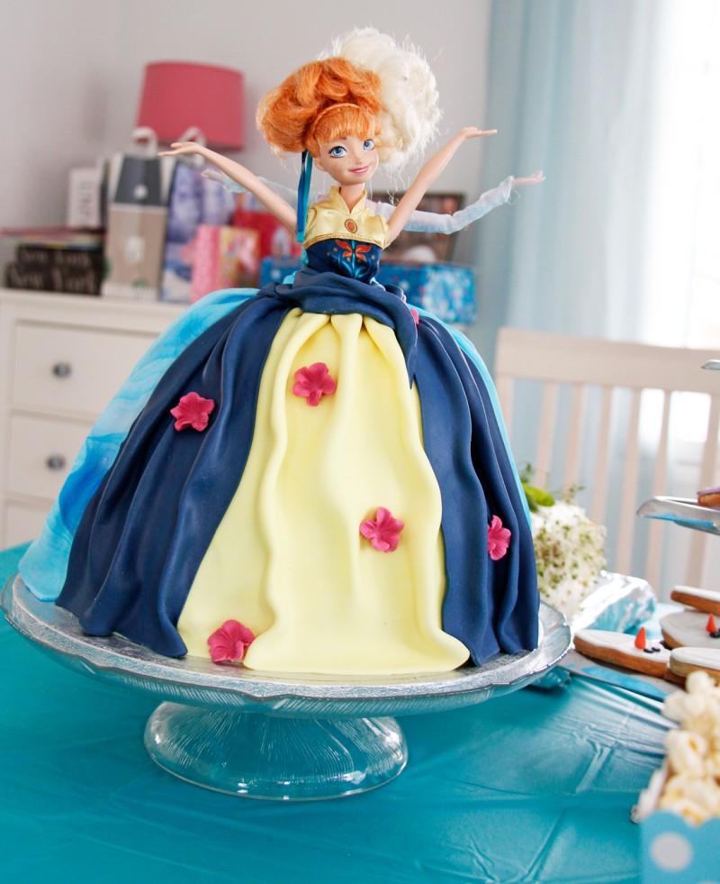 frozen+kakku