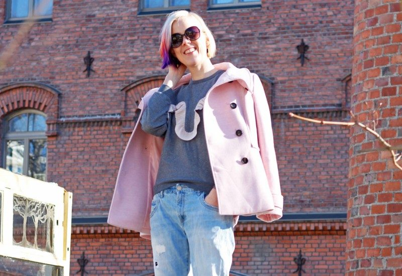 pink+jacket