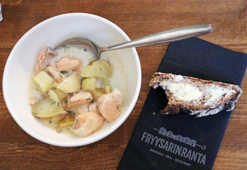 fryysarinranta+lohisoppa