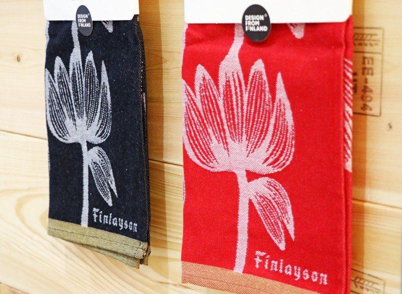 finlayson+keittiöpyyhe+kukka