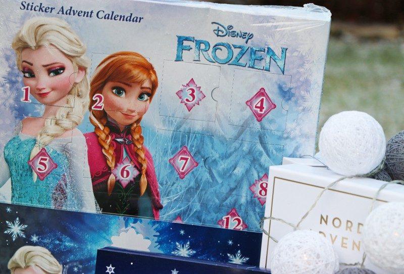 frozen+adventcalendar