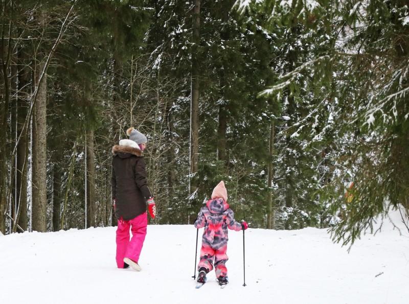 joulu+hiihto