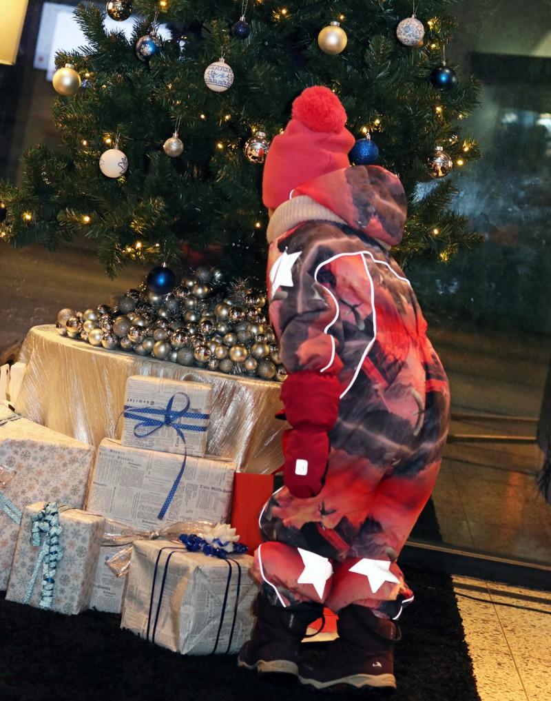 särkänniemi+joulupuu