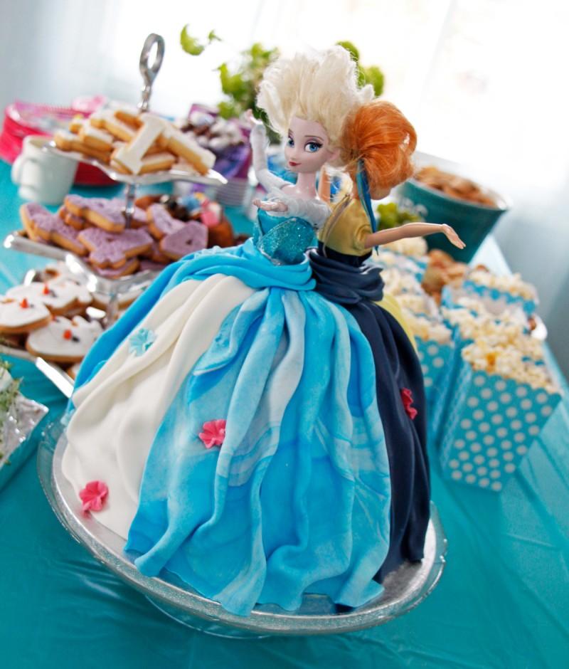 frozen+cake
